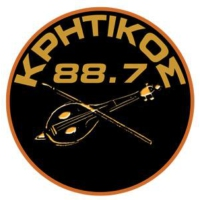 Logo of radio station Kritikos 887