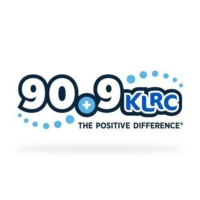 Logo of radio station 90.9 KLRC