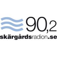Logo of radio station Skärgårdsradion 90.2