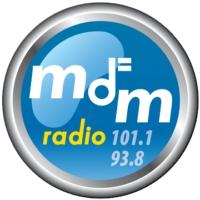 Logo of radio station Radio MDM