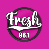 Logo of radio station Fresh Salad 96.1