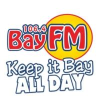 Logo of radio station Bay FM
