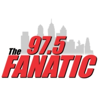Logo de la radio WPEN The Fanatic 97.5