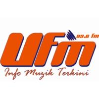 Logo of radio station UFM UiTM 93.6