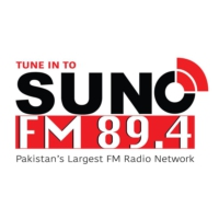 Logo of radio station Suno FM 89.4 - Urdu Live