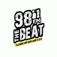 Logo de la radio WLOR 98.1 FM The Beat