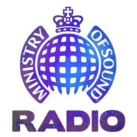 Logo of radio station Ministry of Sound Radio