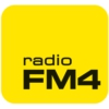 Logo of radio station radio FM4