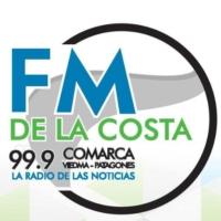 Logo de la radio FM de la Costa