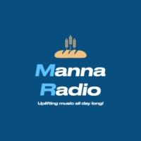 Logo of radio station Manna Radio