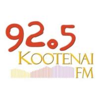 Logo of radio station KVNI 92.5 Kootenai FM