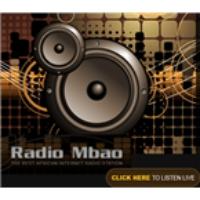 Logo of radio station Radio Mbao