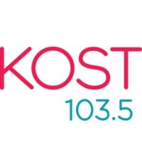 Logo de la radio KOST 103.5