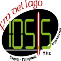 Logo of radio station Fm Del Lago