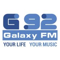 Logo de la radio Galaxy FM 92