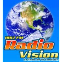 Logo of radio station Radio Vision 106.1 FM