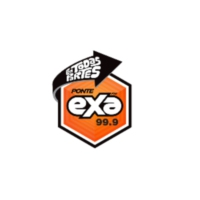 Logo of radio station XHNNO Exa FM 99.9