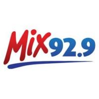 Logo de la radio WJXA Mix 92.9