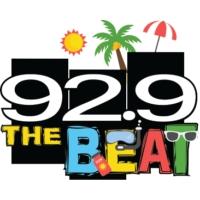 Logo de la radio KOSP The Beat 92.9