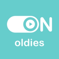 "Logo of radio station ""ON Oldies"""