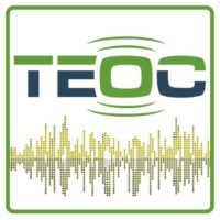 Logo of radio station Радио ТЕОС