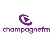 Logo de la radio Champagne FM - Reims
