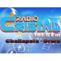Logo of radio station Radio Cristal 101.5 Fm