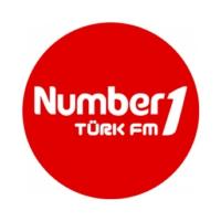 Logo of radio station Number1 FM