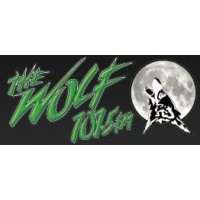 Logo de la radio CKWF The Wolf