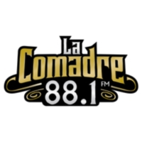 Logo of radio station XHRE-FM La Comadre 88.1