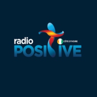 Logo of radio station RADIO POSITIVE CÔTE D'IVOIRE