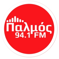 Logo of radio station Palmós 94.1- Παλμός 94.1