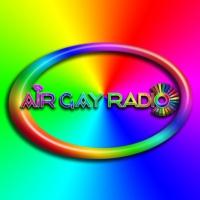 Logo of radio station AIR GAY RADIO