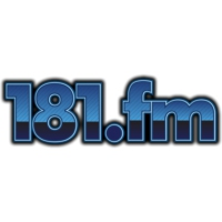 Logo de la radio 181.fm - The Point