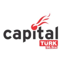 Logo de la radio Capital TÜRK 98.9FM