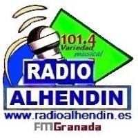 Logo of radio station Radio Alhendín FM