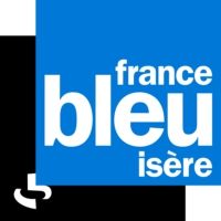 Logo of radio station France Bleu Isère