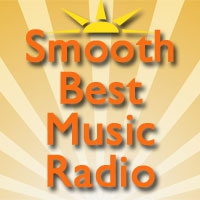 Logo of radio station Smooth Best Music