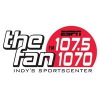 Logo de la radio WFNI 1070 The Fan