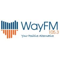 Logo of radio station WAY FM 105.3