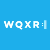 Logo of radio station WQXR