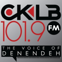 Logo of radio station CKLB Radio 101.9 FM