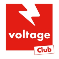 Logo de la radio Voltage Club