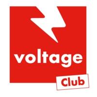 Logo de la radio Voltage Club