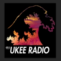 Logo of radio station Ukee Radio