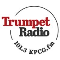 Logo de la radio KPCG Trumpet Radio 101.3