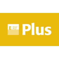 Logo of radio station ERF Plus