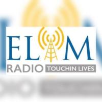 Logo of radio station Elim Radio UK