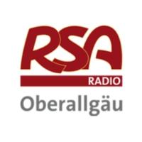 Logo of radio station RSA Radio Oberallgäu