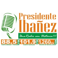 Logo of radio station Radio Presidente Ibañez